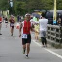トライアスロン歴20年還暦にして2014榛名湖リゾートトライアスロンで年代別初優勝した高トラ協会の阪本監事