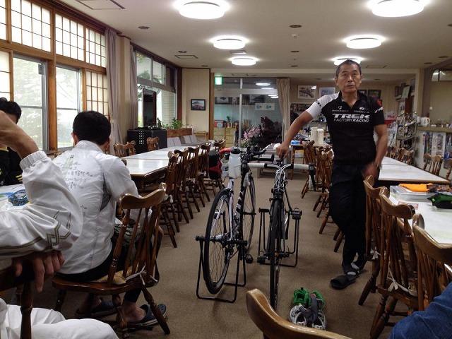 チャレンジはるトラ榛名湖合宿講習風景