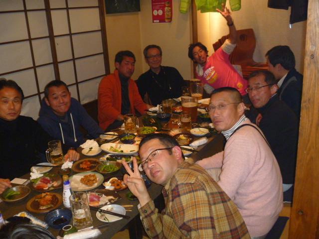 2014年高崎市トライアスロン協会 新年会