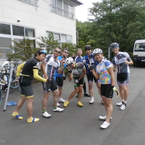 2015チャレンジはるトラ 榛名湖合宿