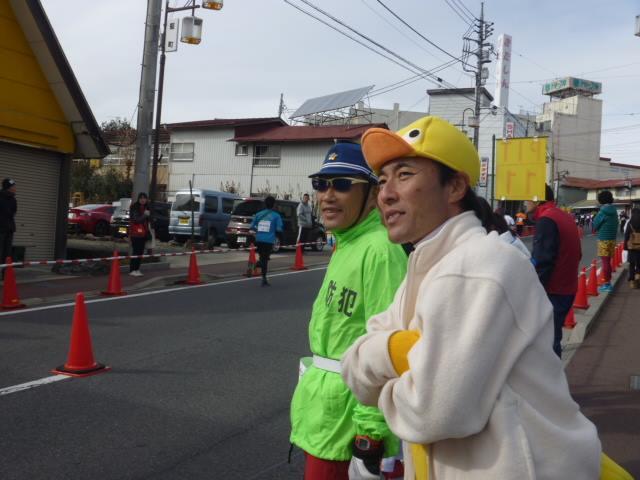 中之条リレーマラソン